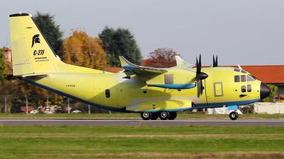 I-PTFB - Alenia C-27J Spartan NG - Alenia Aeronautica