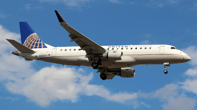 N752YX - Embraer 170-200LR - United Express (Republic Airlines)
