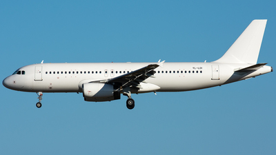 YL-LDI - Airbus A320-232 - SmartLynx Airlines