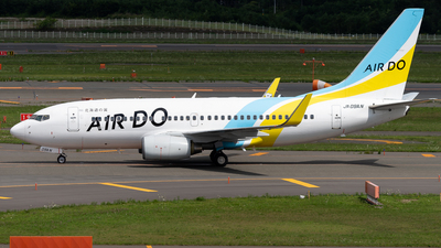 JA09AN - Boeing 737-781 - Air Do (Hokkaido International Airlines)