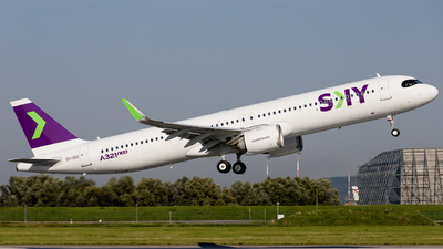 CC-DCC - Airbus A321-251NX - Sky Airline