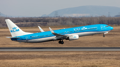 PH-BXP - Boeing 737-9K2 - KLM Royal Dutch Airlines