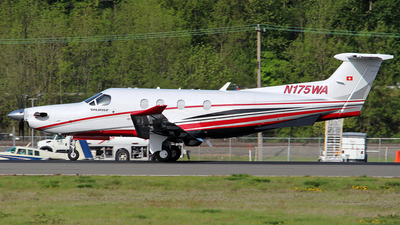 N175WA - Pilatus PC-12/47E - Private