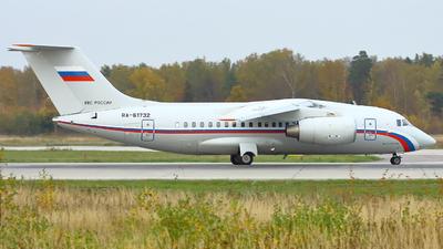RA-61732 - Antonov An-148-100E - Russia - Air Force