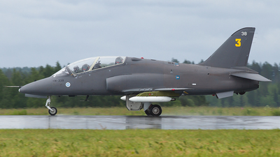 HW-338 - British Aerospace Hawk Mk.51 - Finland - Air Force