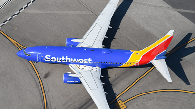 N558WN - Boeing 737-73V - Southwest Airlines