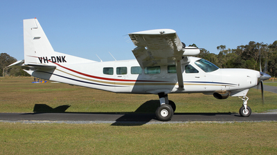 VH-DNK - Cessna 208 Caravan - Private