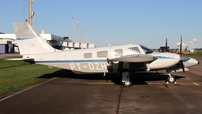 PT-OZH - Piper PA-34-220T Seneca IV - Private