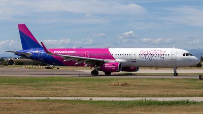 A picture of HALTF - Airbus A321231 - Wizz Air - © Mauro Cassaro