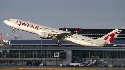 A7-AEC - Airbus A330-303 - Qatar Airways
