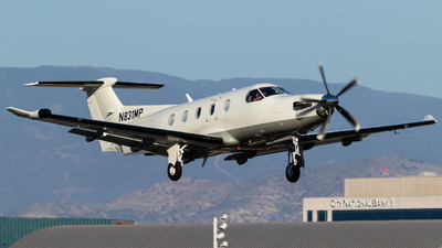 N831MP - Pilatus PC-12/47E - Private