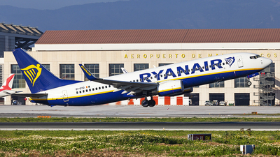EI-DYD - Boeing 737-8AS - Ryanair