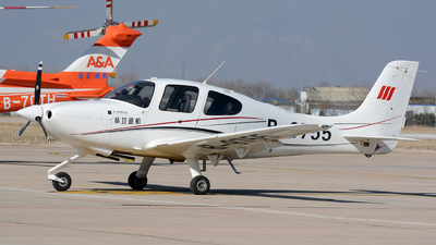 B-9755 - Cirrus SR22 - Jinggong (Beijing) General Aviation