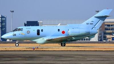 92-3011 - Raytheon U-125A - Japan - Air Self Defence Force (JASDF)