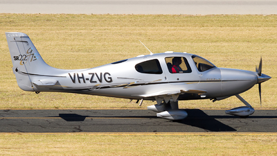 A picture of VHZVG - Cirrus SR22 - [2280] - © Dave Parer