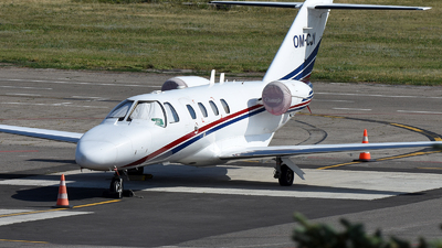 OM-CJI - Cessna 525 Citation CJ1 - Private
