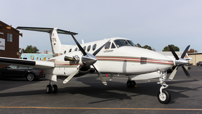 A picture of N57PA - Beech B200 Super King Air - [BB1444] - © Harrison F