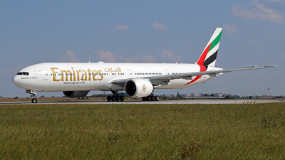 A6-EBY - Boeing 777-36NER - Emirates