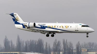 UP-CJ008 - Bombardier CRJ-200LR - Scat Air Company