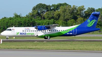 9M-MWE - ATR 72-212A(500) - MASWings