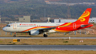 B-6947 - Airbus A320-214 - Lucky Air