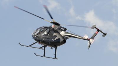 TC-HSO - MD Helicopters MD-530F Lifter - Private