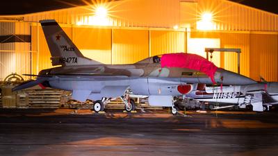 N847TA - General Dynamics F-16B Fighting Falcon - Top Aces