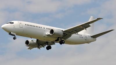 9H-VVB - Boeing 737-4K5 - VVB Aviation Malta