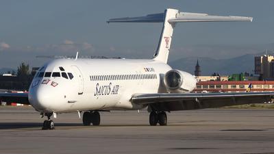 EC-KRV - McDonnell Douglas MD-87 - Saicus Air