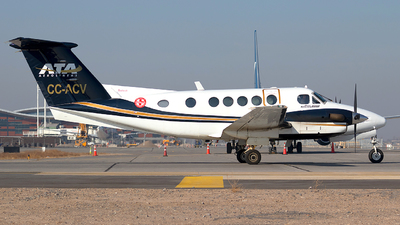 CC-ACV - Beechcraft 200 Super King Air - Private