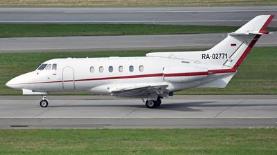 RA-02771 - British Aerospace BAe 125-700B - Aero Limousine
