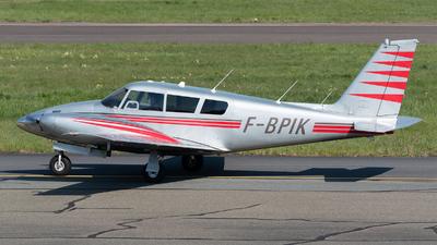 A picture of FBPIK - Piper PA30 Twin Comanche - [301582] - © Hervé Champain