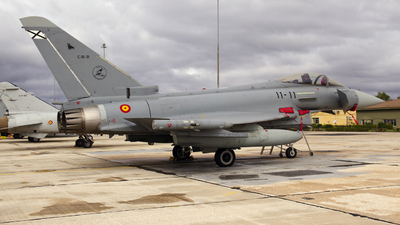 C.16-31 - Eurofighter Typhoon EF2000 - Spain - Air Force