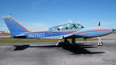 A picture of N6750T - Cessna 310D - [39050] - © André Du-pont  (Mexico Air Spotters)