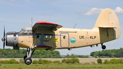UR-KLP - PZL-Mielec An-2 - Private