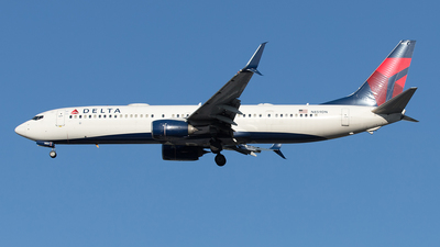 A picture of N859DN - Boeing 737932(ER) - Delta Air Lines - © Yixin Chen