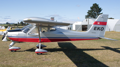 ZK-EKO - Tecnam P92 S Echo - Private