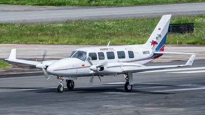 HK-5115 - Piper PA-31-350 Chieftain - AeroPaca