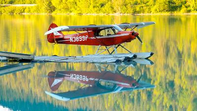 N3899P - Piper PA-18-150 Super Cub - Private