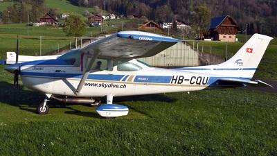 HB-CQU - Cessna 182Q Skylane II - Private