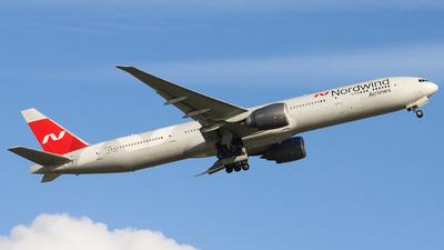 A picture of VPBJP - Boeing 777367(ER) - Nordwind Airlines - © Joost Alexander