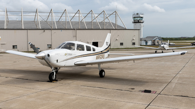N850PU - Piper PA-28-181 Archer TX - Purdue University