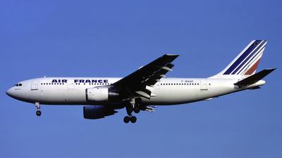 F-BVGP - Airbus A300B4-203 - Air France