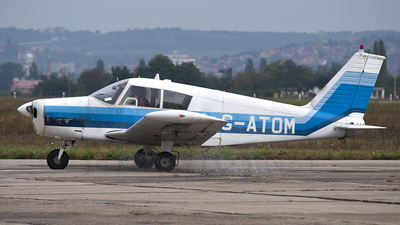 G-ATOM - Piper PA-28-140 Cherokee - Private