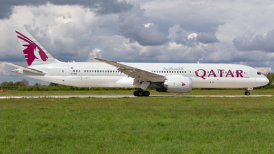 A picture of A7BHD - Boeing 7879 Dreamliner - Qatar Airways - © Jesse Vervoort