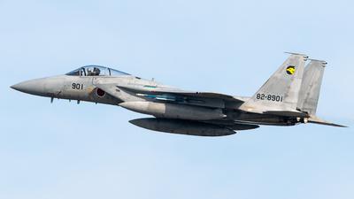 82-8901 - McDonnell Douglas F-15J Eagle - Japan - Air Self Defence Force (JASDF)