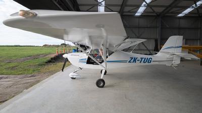 ZK-TUG - Aeropro Eurofox 912-2 - Air Kaikoura