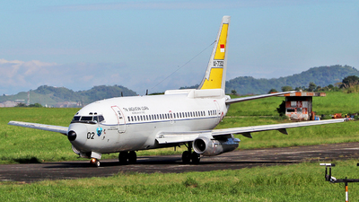 AI-7302 - Boeing 737-2X9(Adv) Surveiller - Indonesia - Air Force