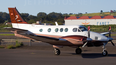A picture of ECGIJ - Beech B90 King Air - [LJ382] - © calco7