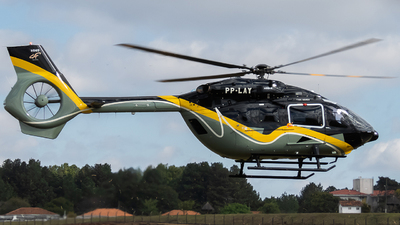 PP-LAY - Airbus Helicopters H145 - CAF Táxi aéreo